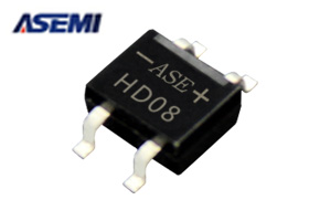 HD08 台湾ASEMI品牌贴片整流桥堆