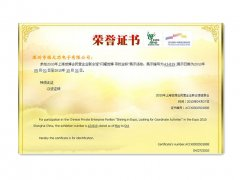 强元芯电子参加上海世博会电子展会