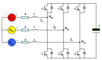 如此复杂的三相整流桥电路图