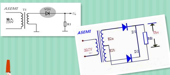 【完整图解】最简单实用的ASEMI整流桥接线方法!