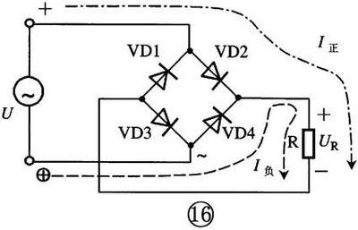 三相整流桥电路图是因当所需功率进一步的增加或是